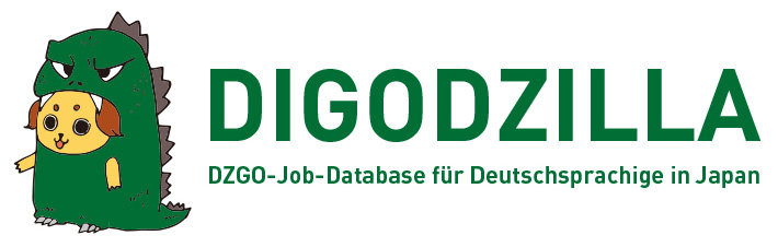 DIGODZILLA - Die DZGO-Job-Database für Deutschsprachige in Japan