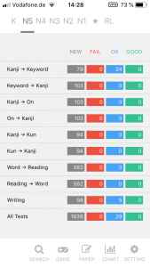 iOS: Kanji Teacher