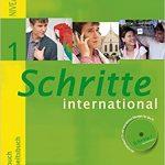ドイツ語レッスンの教材 Schritte 1 International © Amazon.de