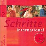 ドイツ語レッスンの教材 Schritte 2 International © Amazon.de