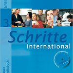 ドイツ語レッスンの教材 Schritte 3 International © Amazon.de