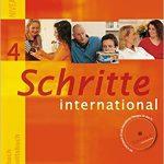 ドイツ語レッスンの教材 Schritte 4 International © Amazon.de