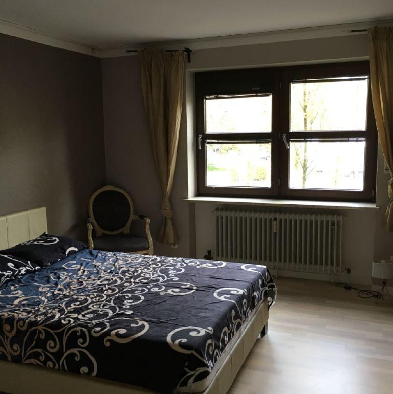 Expat Wohnung München - Engelschalkingerstraße - Schlafzimmer
