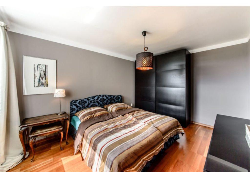 Expat Wohnung München - Freischützstraße - Schlafzimmer