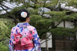 Kimono Japan - Photo by yuki0328