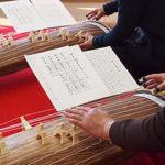 Shamisen - Japanische Harfe